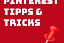 Pinterest Tipps & Tricks / Pinterest (nicht nur) für Blogger. Für mehr Traffic, mehr Spaß und mehr Sichtbarkeit. Pinterest Basiswissen, Strategien und How-Tos. Erfolgsfaktoren und Guide.