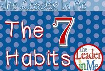 7⃣ habits/leader in me / by joyce santiago💋💋