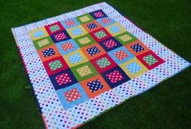 Love to quilt! / My new passion! / by Deb Ringland