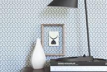 papel pintado geométrico - geometric desing wallpaper / minimalistas, nordico, clásico...elige tu estilo de decoración y encuentra el papel con dibujo geométrico que lo defina