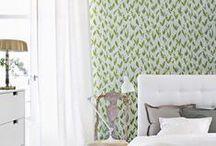 papel pintado flores - flower wallpaper / ¿a quien no le gustan las flores? convierte las paredes de tu casa en improvisados jardines con estos papeles pintados de flores