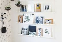 DIY Home / Make your home even more inviting by adding elements made by you!