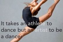 Dance quotes / by Louise Marie