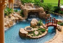 Designer Pools And Spas 360 exteriors contemporary pool spa sample work 702 966 0138 Amazing Pools Pools That Will Astonish You From Around The World