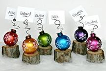 Christmas & Holiday / Find your inspiration for Christmas DIYs & crafts!