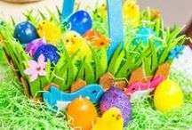 Easter / Make Easter extra special by creating memories with crafts!