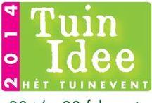 TuinIdee 2014 / Al meer dan 20 jaar hét tuinevent van Nederland! Dé inspiratiebron voor een prinsheerlijk buitenleven. 20 t/m 23 februari 2014. Volg ons ook op Facebook en Twitter
