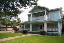 Historic Homes in Dallas Live Here / Dallas historical homes built 1825 to 1950. It's interesting! Click any board to access a special home search of historical homes for sale. Dallas Homes & Land Real Estate.