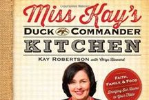 Duck Commander Recipes and Tasty Dishes / Down home Southern cooking recipes from the kitchen of Miss Kay Robertson from Duck Dynasty. Wonderful recipes ans tasty dishes for folks who love Southern cooking.