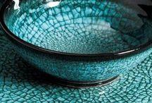 Ceramica / Tante idee da cui un ceramista PUÓ trarre ispirazione, l'importante, almeno per me, é non copiare di sana pianta.  Questo fa male, è come rubare!  l'ispirazione invece lascia spazio alla creativitá personale, é un incentivo a fare sempre meglio!