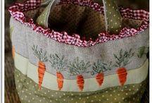 MAGLIA e CUCITO ( knitting & sewing)