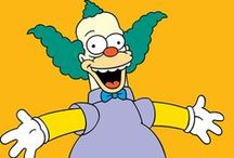 Krusty der Clown / Krusty der Clown - Springfield - www.die-simpsons.de