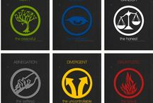 "Factions (Divergent) / ""Factions before blood"". Dauntless, Abnegation, Amity, Erudite, Candor. If you want to join this board, comment on my latest pin :)"