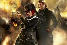 Steampunk art / All things steampunk - mainly art, but anything that speaks to me.
