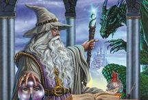 Wizards, witches, magi, shamans and magic / Enough said