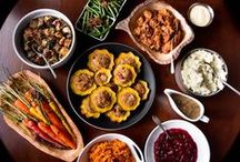 Earth-friendly Thanksgiving / An abundance of delicious, meat- and extinction-free recipes for  Thanksgiving. Visit TakeExtinctionOffYourPlate.com for more Earth-friendly and Wildlife-friendly ideas.