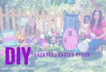 DIY & Craft Videos / I walk you through how to make my DIY's that you've seen on Home & Family!