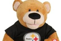 Sports Teams Teddy Bears and Plush Toys