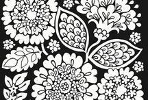 DOVER PUBLICATIONS / Disegni da colorare della casa editrice Dover