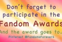 Fandom Awards / Fandom Awards now closed. Thank you to everyone who participated :)