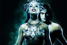 Queen of the damned / Super music vampire movie