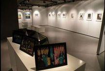 """""""oneironautics"""" solo exhibition 2012"""