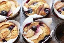 Sweet treats / Baking and dessert recipes