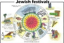 Jewish calender and festivals / by Louise Marie