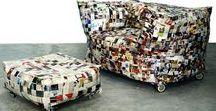La creatividad de reciclar / Todo lo que se hace con materiales reciclados