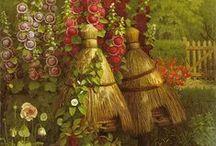 Nápady na Rodový statek / Chalupa, permakultura, soběstačnost, udržitelnost, zahradničení, chov, ekologie, environmentalismus