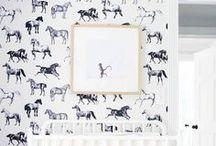 Papeles pintados con animales - animals desing wallpaper / decora tus paredes con perros, elefantes, conejos…llena las paredes de animalitos con nuestros papeles pintados