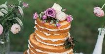 Wedding Treats / Wedding Cakes, Cupcakes, and Sweet Treats