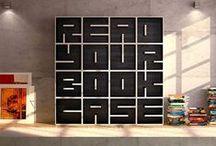 bookcase & shelf