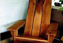 Adirondack Chairs - Nashville, Clarksville, TN. / Roomy, hand-crafted Adirondack chairs in Nashville & Clarksville, TN. http://rentsheds.com/adirondack-chairs.htm