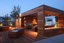 Outdoor Structures & Sheds / Creative outdoor structures. Sheds, patio furniture, decking and more. http://rentsheds.com/