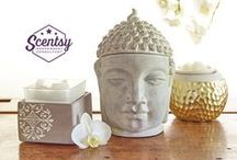 Scentsy Element Warmers / A Simple System Safe and stylish Scentsy Warmers melt specially formulated wax Scentsy Bars with the heat of a heating element, filling your space with fabulous fragrance with no flame, smoke or soot.