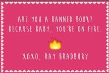 BANNED BOOKS / All about banned books.