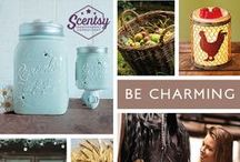 Scentsy: Nightlight Warmers / A Simple System Safe and stylish Scentsy Warmers melt specially formulated wax Scentsy Bars with the heat of a 15-watt light bulb, filling your space with fabulous fragrance with no flame, smoke or soot.