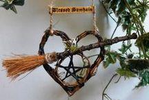 Samhain / Celtic, Keltové, svátky, tradice, jídlo