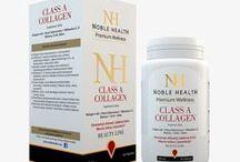 PIĘKNE WŁOSY / Noble Health dba o piękne i zdrowe włosy.