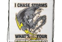 Storm Chasers T-shirts and Gifts / Storm Chasers T-shirts and Gifts. Looking for a unique gift for people who chase storms?
