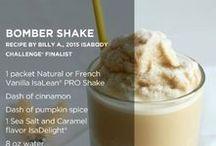 Shake it up / Isagenix Shakes Eat IT <3 it Share it!