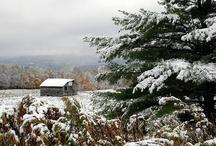 Winter in West Virginia
