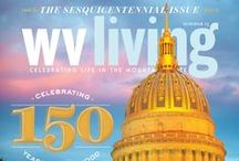 Our WV Living Covers / by WV Living