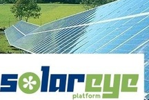 SolarEye PV Monitoring / Software platform for monitoring solar photovoltaic plants. The SolarEye Platform launches a new era in the PV Industry with built-in energy analytics for fastest fault isolation, PV plant yield maximization and increase of return on investment.
