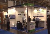 Exhibitions & more / Exhibitions that Neuron Energy Solutions has participated, presenting SolarEye Platform