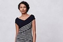 Anthropologie - How to wear Stripes