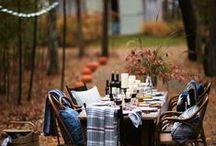 Garden Party / Some fabulous ideas to create a beautiful Garden Party