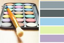 Colorway Inspiration / Color Combinations that WOW / by Pink Lemonade Shop