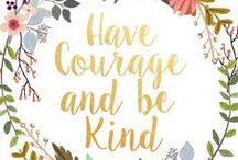 Get Inspired / We all need a little inspiration and encouragement every now and then. Find yours here, and help spread humankindness at Dignity Health.